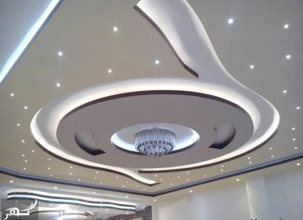 مدل های کناف سقف پذیرایی
