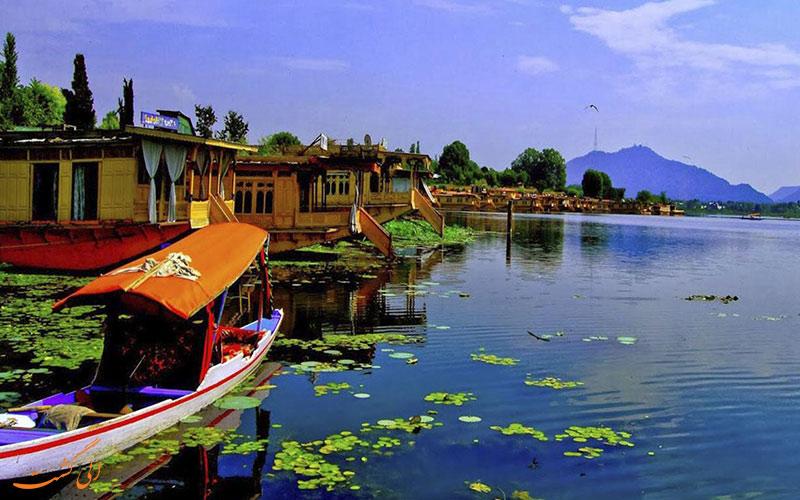 مقصد گردشگری هند برای ماه عسل