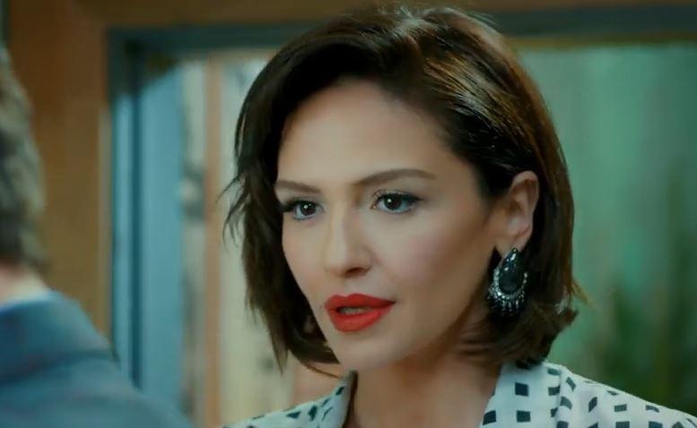 عکس های یاسمین در سریال عشق اجاره ای با بازی سینم اوزتورک