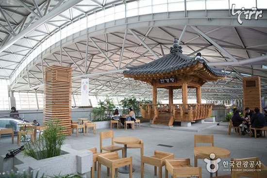 فرودگاه های بزرگ و سرگرم کننده جهان
