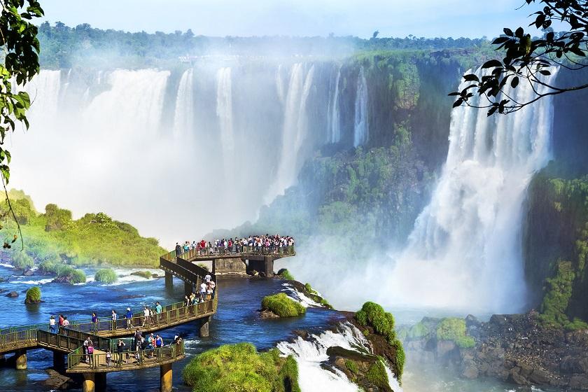 عجایب آمریکای جنوبی