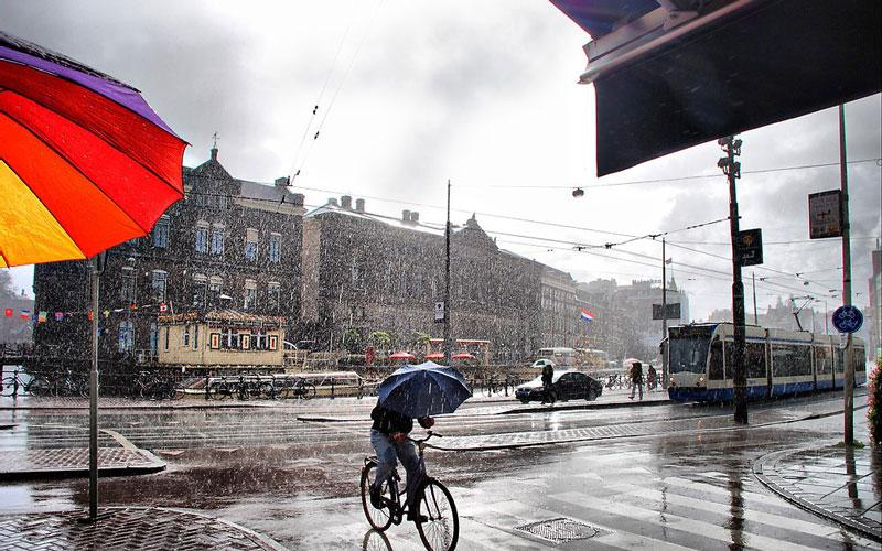 سفر به آمستردام هلند