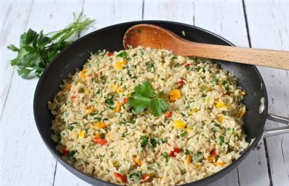 طرز تهیه کانفتی (Confetti) با برنج