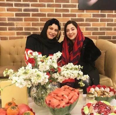 عکس های جدید فریبا نادری در کنار همسر دومش