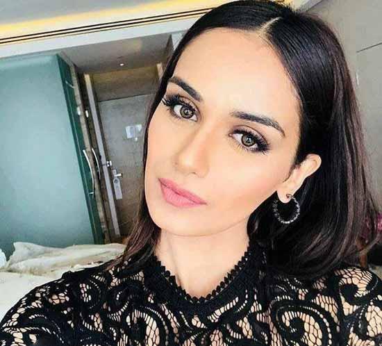 زن هندی زیبا