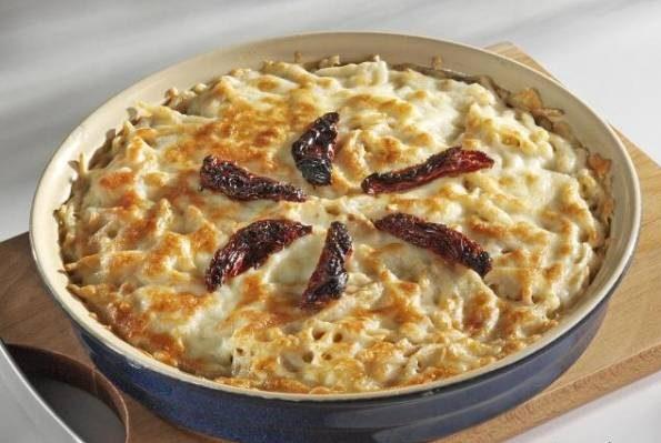 پاستای پنیر با بوقلمون (Mac and Cheese) غذای پرطرفدار