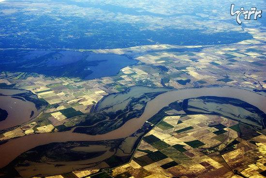 مهمترین رودهای جهان
