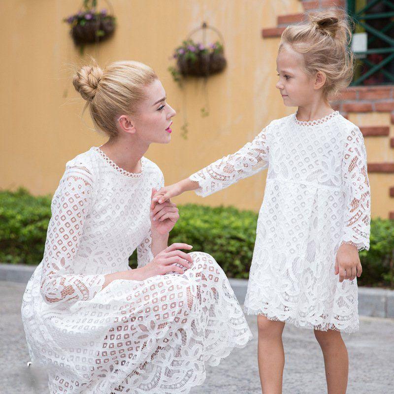 زیباترین ست لباس مادر و دختر