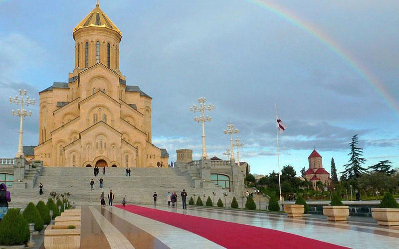 تفلیس پایتخت گرجستان