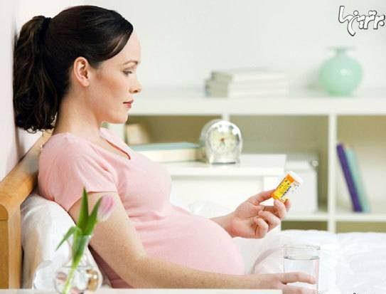 مصرف استامینوفن دوران بارداری