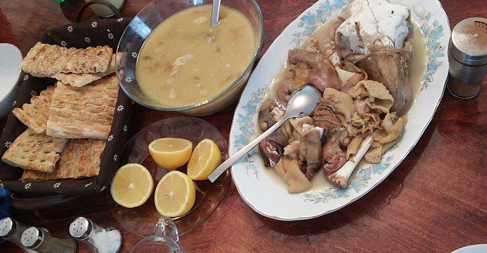صبحانه ایران
