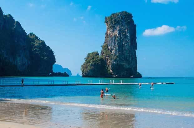 سواحل دیدنی تایلند
