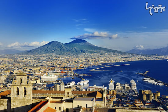 نگاهی به معروف ترین و شگفت انگیز ترین آتشفشان های دنیا
