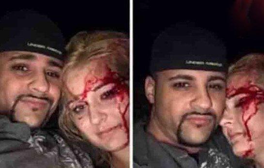 سلفی گرفتن پس از آزار جنسی و کتک کاری کردن دختر
