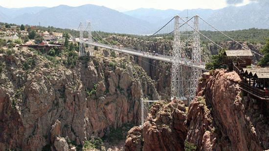 پل های ترسناک