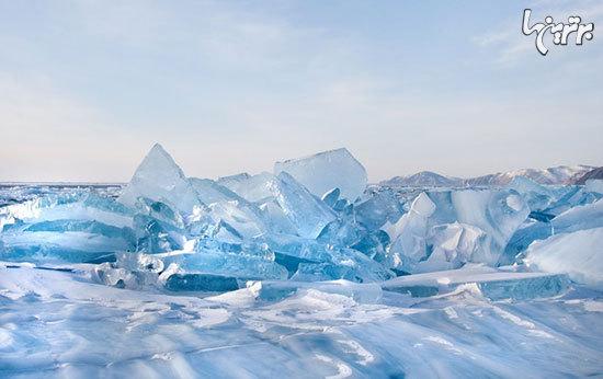 دریاچه بایکال (Lake Baikal)، روسیه