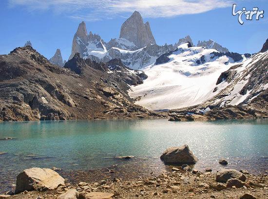 پارک ملی تورس دل پاین (Torres del Paine)، پاتاگونیا، شیلی