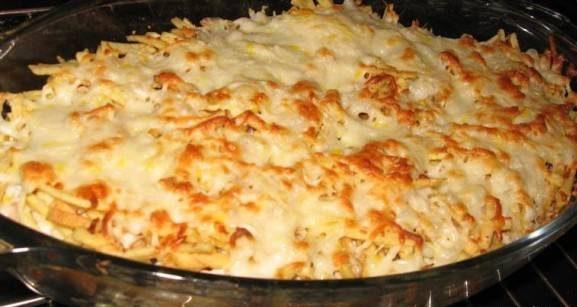 طرز تهیه چیپس و پنیر با مایکروفر