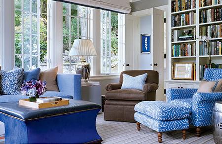 نحوه انتخاب بهترین رنگ برای اتاق از دیدگاه روانشناسی