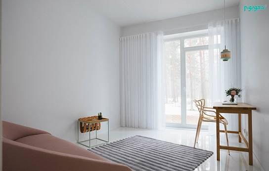 دکوراسیون آپارتمان ساده و مدرن
