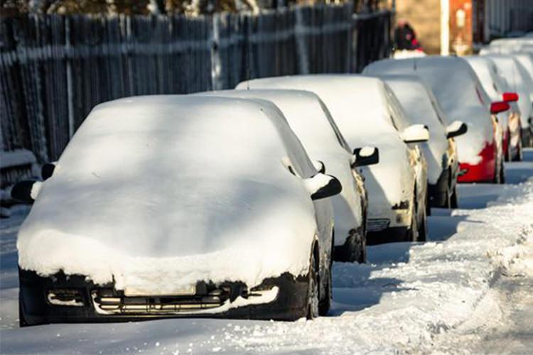 رانندگی در زمستان