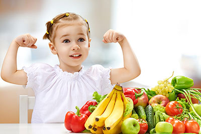 بهترین خوراکی ها و غذاها برای کودکان در روزهای سرد