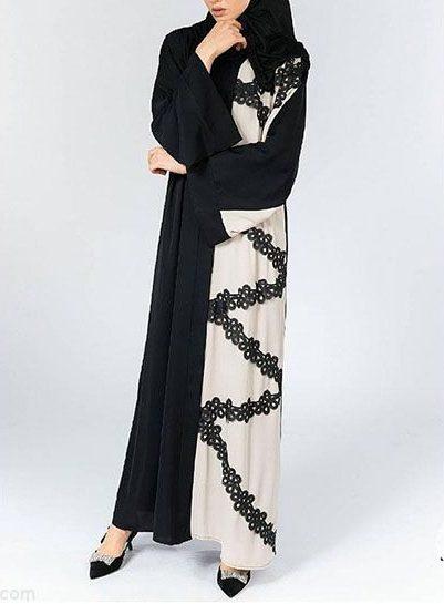مدل مانتوهای بلند و پوشیده