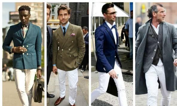 نحوه ست کردن رنگ کت با دیگر لباس ها