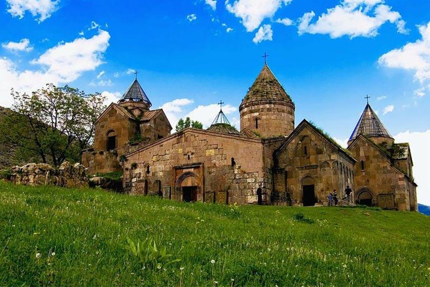 نحوه گرفتن ویزای توریستی ارمنستان