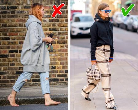 نحوه لباس پوشیدن خانمها بعد از 40 سالگی