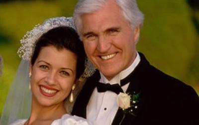 ازدواج دختران جوان با مردان پیر و میانسال