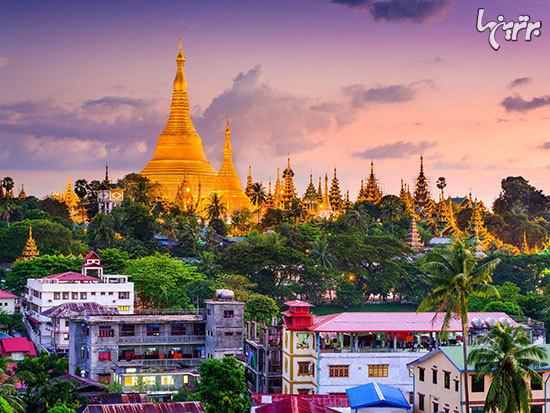 مکان های گردشگری که به تازگی مورد توجه قرار گرفته اند