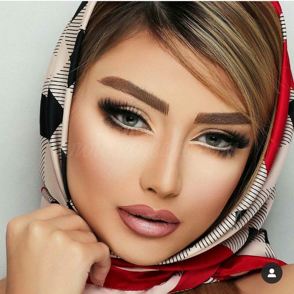 جدیدترین مدل میکاپ + آرایش ملایم و میکاپ جدید دخترانه ۲۰۲۰