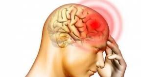 التهاب و خونریزی مغزی