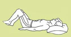 کاهش درد سیاتیک