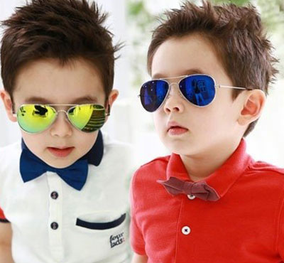 آیا کودکان هم باید از عینک آفتابی استفاده کنند؟