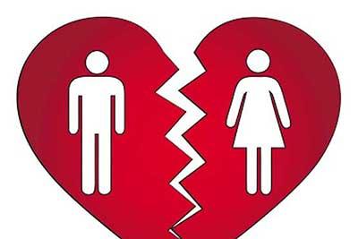 پنهان کاری بیماری و طلاق