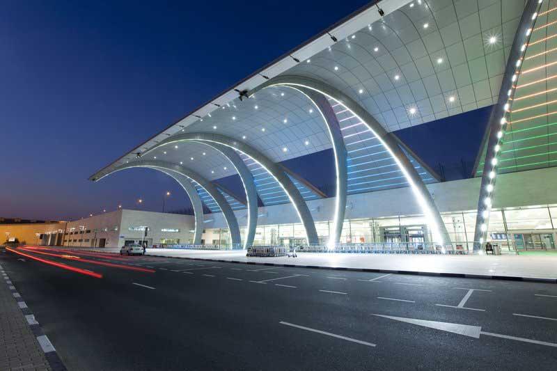 زیباترین فرودگاه های دنیا