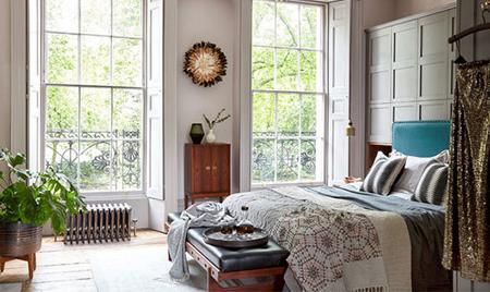 انتخاب نور مناسب و کافی برای اتاق خواب ها