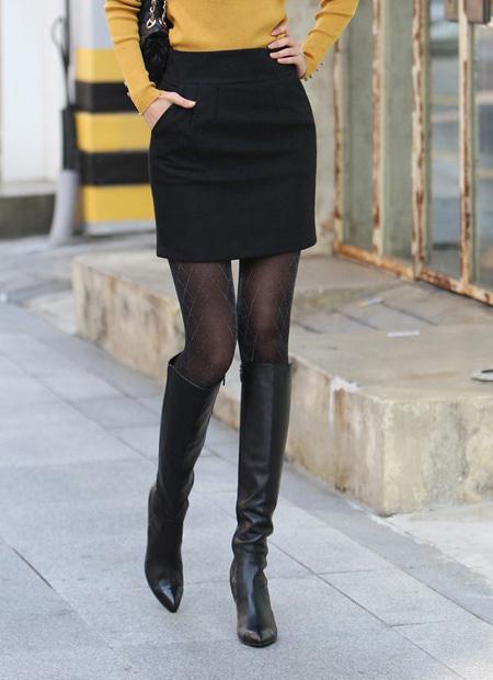 Photo of چه لباس هایی با بوت ساق بلند بپوشیم؟