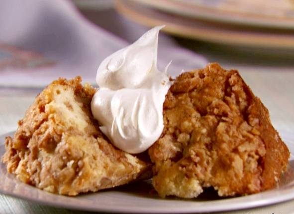 طرز تهیه کیک پوره سیب