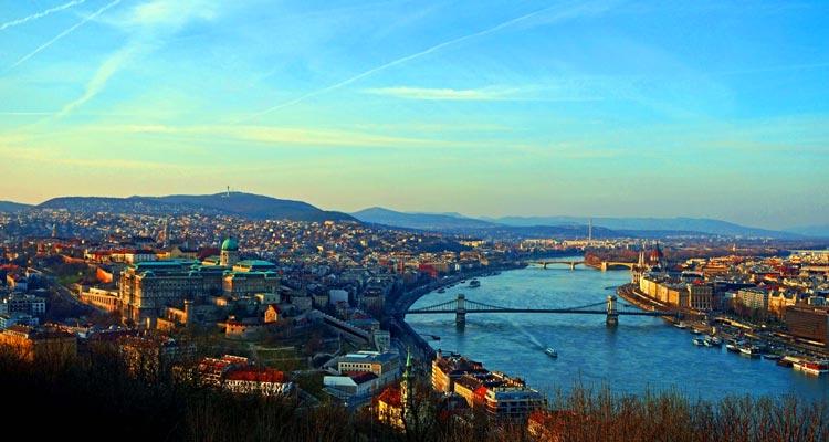 بوداپست مجارستان