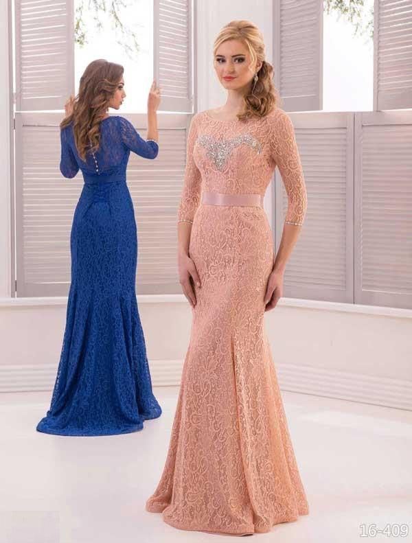 پیراهن مدل ماهی کرپ مدل لباس مجلسی 98 | جدیدترین مدل لباس مجلسی زنانه و ...