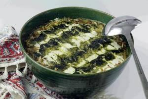 طرز تهیه ماسووا غذای محلی خوزستانی