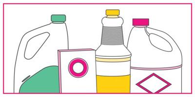 چه تمیز کننده هایی در خانه با هم ترکیب شوند خطرناک هستند؟