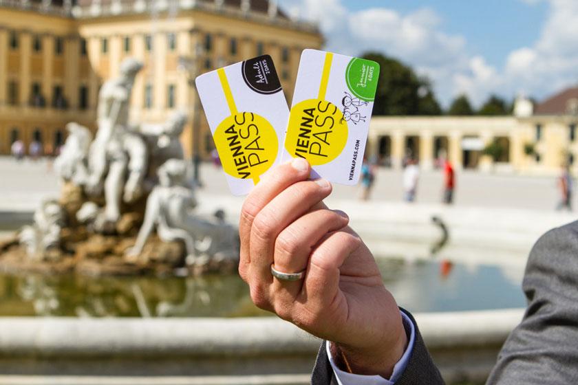 کارت گردشگری Vienna pass اتریش