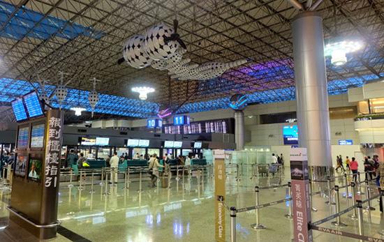 فرودگاه بین المللی تائویوان تایپه