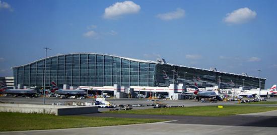 فرودگاه هیثرو لندن