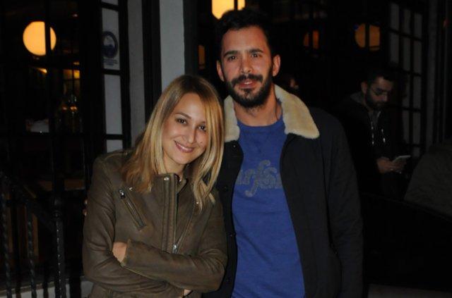 بیوگرافی و عکس های باریش اردوچ و همسرش بازیگر امید در سریال عشق اجاره ای