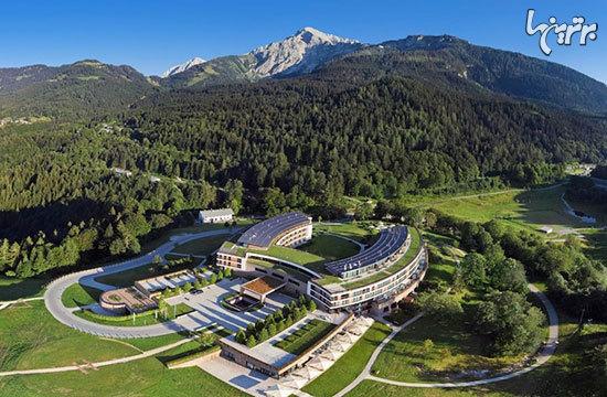 زیباترین هتل های آلمان برای اقامت گردشگران